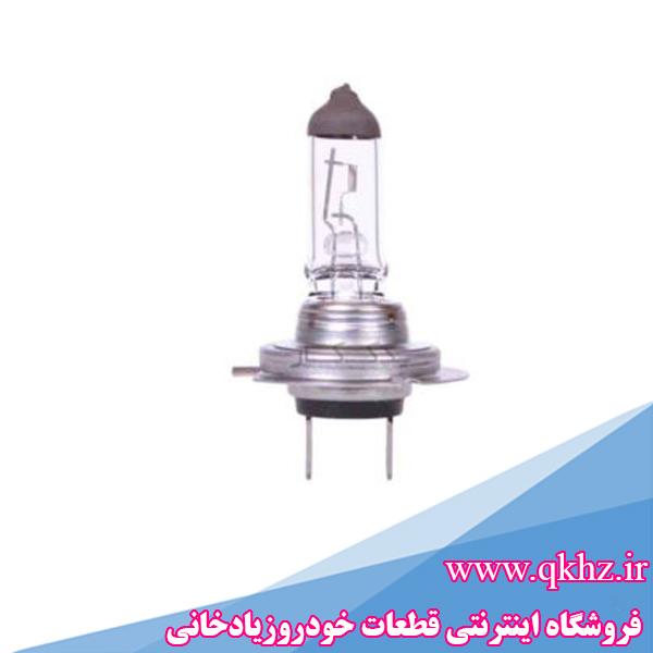 لامپ پرشیایی دو فیش ۵۰ وات پارس