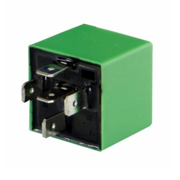 رله فن ۵ پایه سبز یلکن